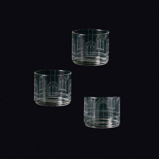 Palace Collection Glass Set - Coveted Gifts - 3