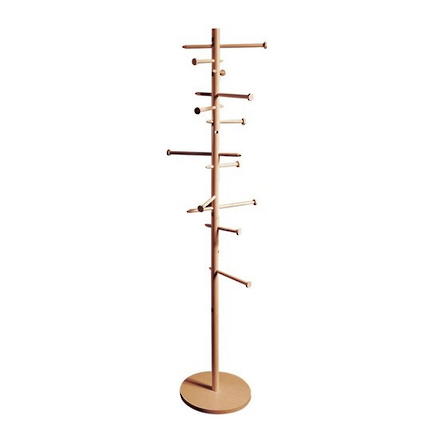Harakiri Wooden Coat Stand - Coveted Gifts