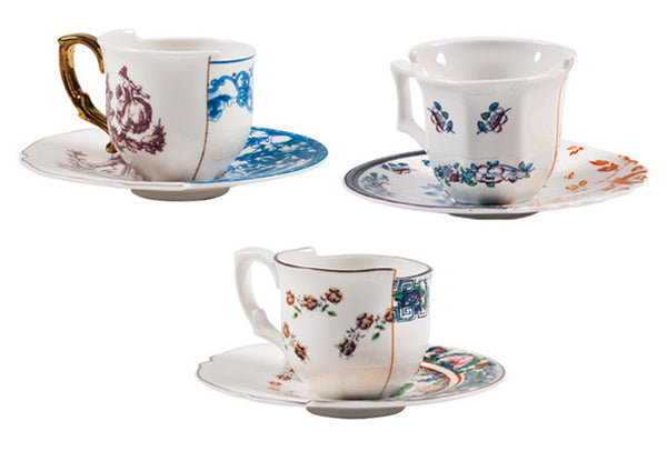 Hybrid Coffee Cup & Saucer - Coveted Gifts - 1