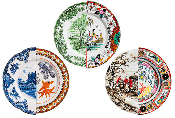 Hybrid Dinner Plate - Coveted Gifts - 1