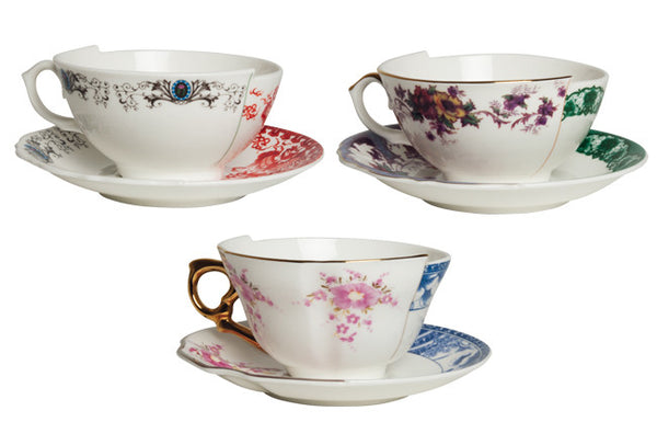 Hybrid Tea Cup & Saucer - Coveted Gifts - 1