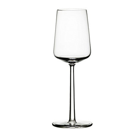 Essence White Wine Glass Pair - Coveted Gifts