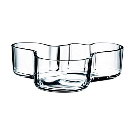 Alvar Aalto Bowl, Clear - Coveted Gifts - 1