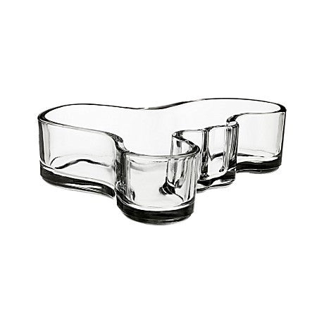 Alvar Aalto Bowl, Clear - Coveted Gifts - 2