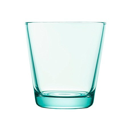 Kartio Tumbler Glass Set, Water Green - Coveted Gifts - 2