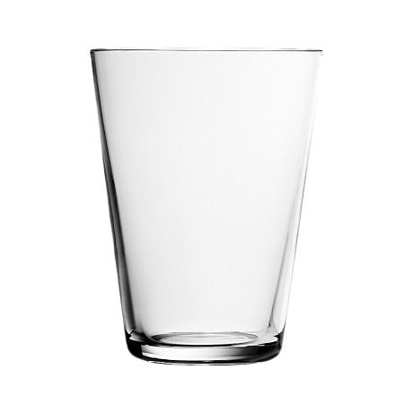 Kartio Tumbler Glass Set, Clear - Coveted Gifts - 1