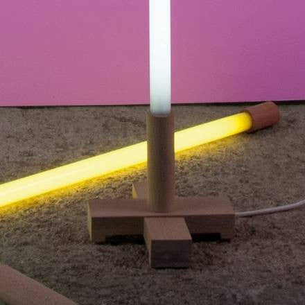 Linea Fluorescent Lamp - Coveted Gifts - 3
