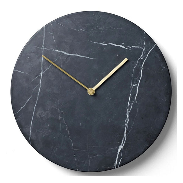 Wall Clock by NORM Architects - Marble - Coveted Gifts - 2