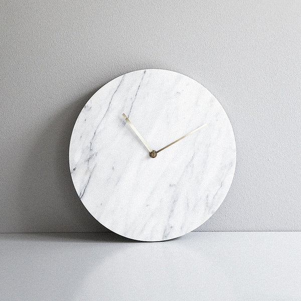 Wall Clock by NORM Architects - Marble - Coveted Gifts - 3