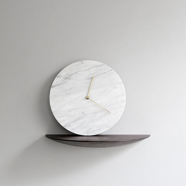 Wall Clock by NORM Architects - Marble - Coveted Gifts - 4