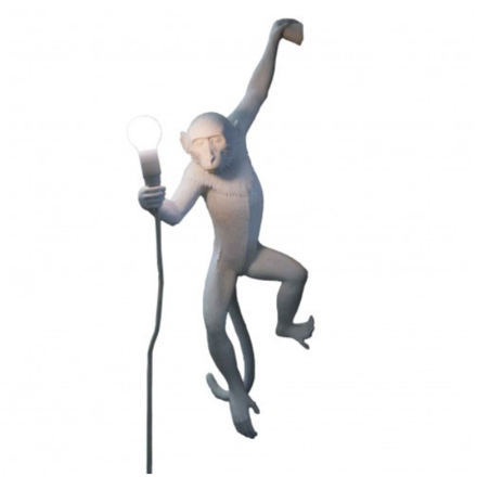 Monkey Lamp, Hanging - Coveted Gifts - 1