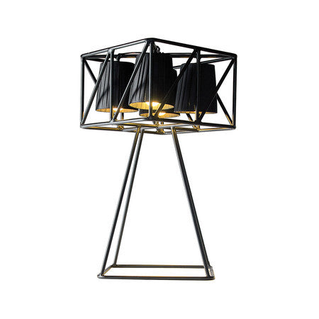 Table Multilamp, Black - Coveted Gifts - 1