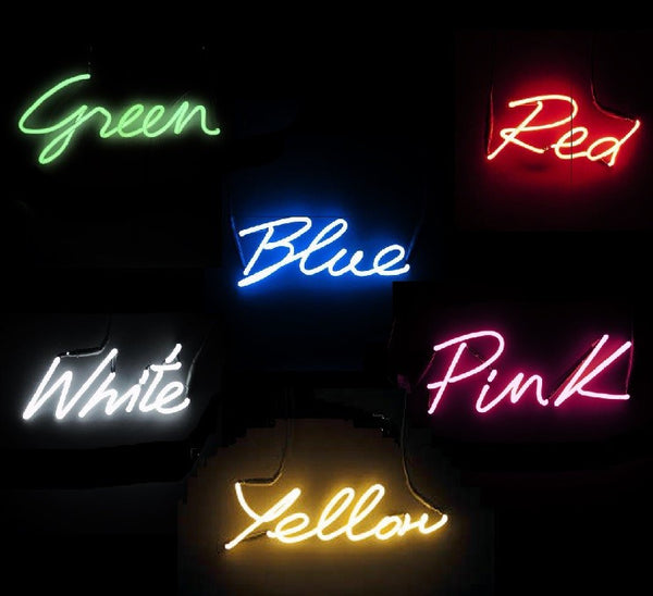 Neon Light Lamp Shades - Coveted Gifts - 3
