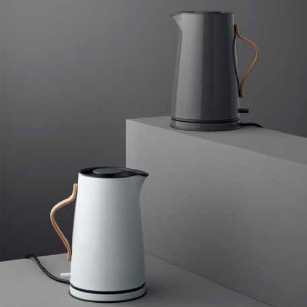 Emma Electric Kettle, Grey - Coveted Gifts - 3
