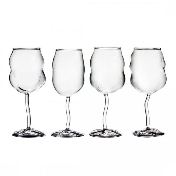 Sonny Collection Wine Glass Set, Small - Coveted Gifts - 1