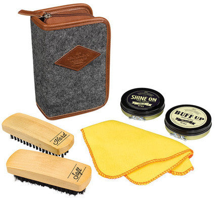 Shoe Shine Kit - Coveted Gifts - 1