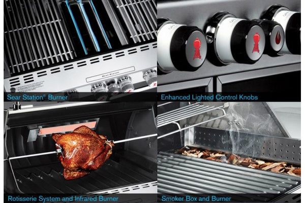 BBQ, Summit E 470 Grill - Coveted Gifts - 4