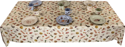 Mix Tablecloth - Coveted Gifts - 1