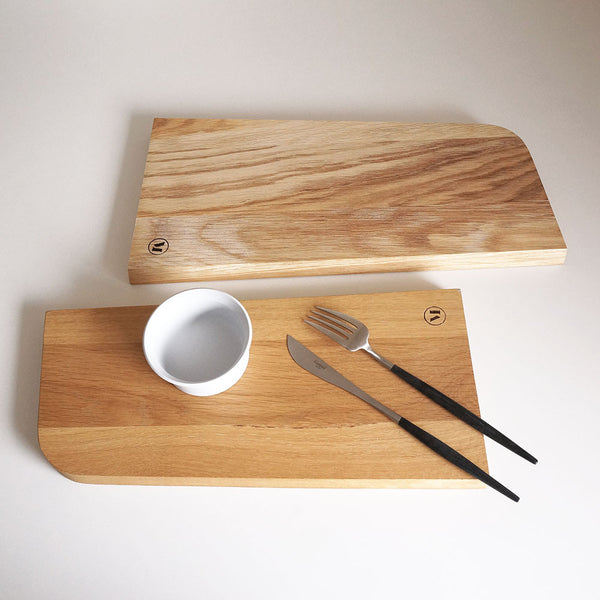 Tilt Chopping Board by Tobias Tostesen - Oak - Coveted Gifts - 4