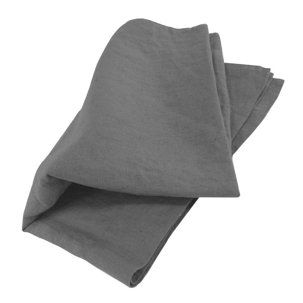 Vida Stonewashed Flat Linen Sheet - Coveted Gifts - 5