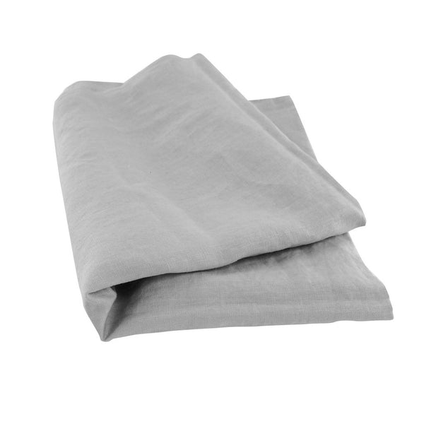 Vida Stonewashed Flat Linen Sheet - Coveted Gifts - 6