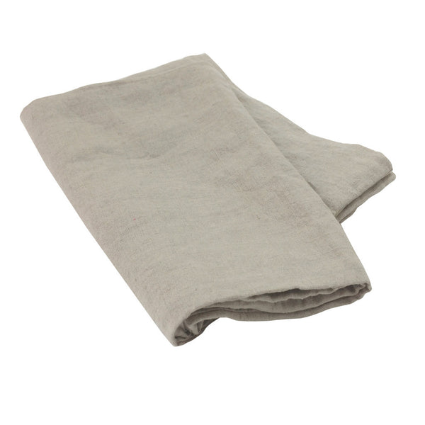 Vida Stonewashed Flat Linen Sheet - Coveted Gifts - 3