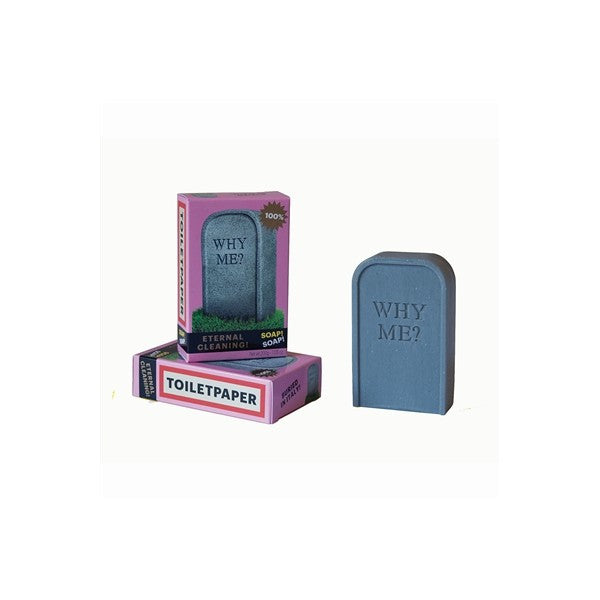 Tombstone Soap, Why Me? - Coveted Gifts - 1