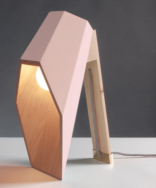 Woodspot Table Lamp - Coveted Gifts - 3