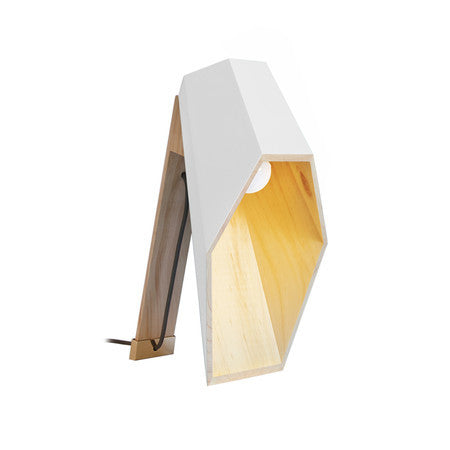 Woodspot Table Lamp - Coveted Gifts - 1