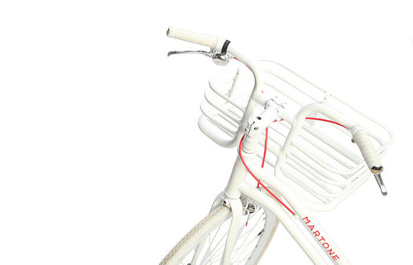 Martone Real Women's Bike White - Coveted Gifts - 2