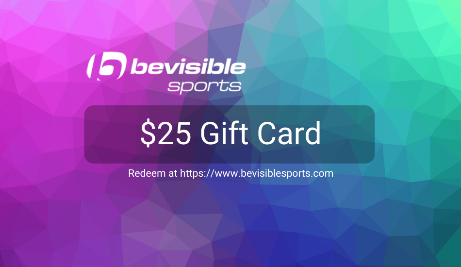 Gift Card for BeVisible Sports Store