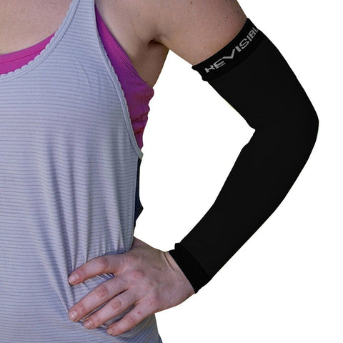 Arm Compression Sleeves - Arm Compression Sleeves - Black