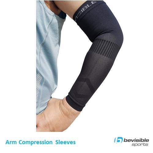 Arm Compression Sleeves - Green