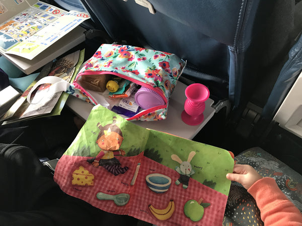activity kit for air travel