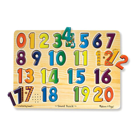 Melissa and Doug Sound Puzzles