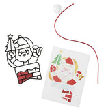Melissa and Doug Stained Glass Made Easy- Holiday Sets