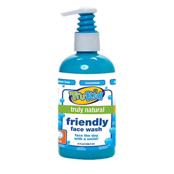 TruKid Friendly Face Wash