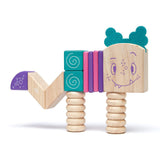 Tegu Sticky Monsters- Marbles
