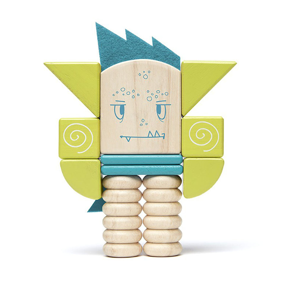 Tegu Sticky Monsters- Zip Zap