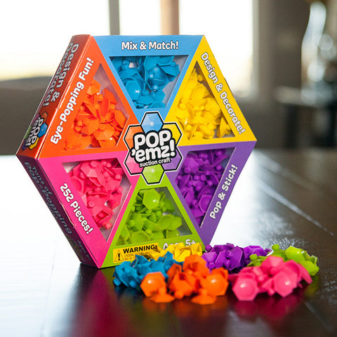 Fat Brain Toys Pop 'emz