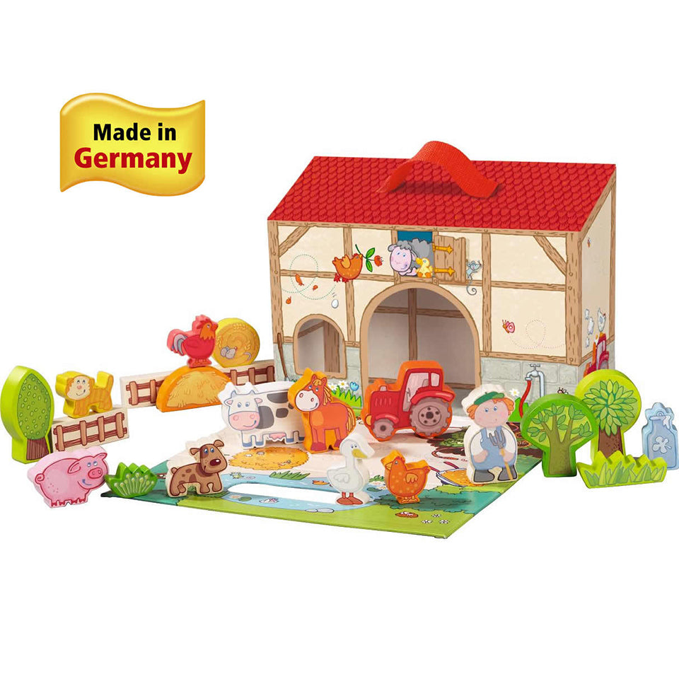 HABA On the Farm Large Play Set