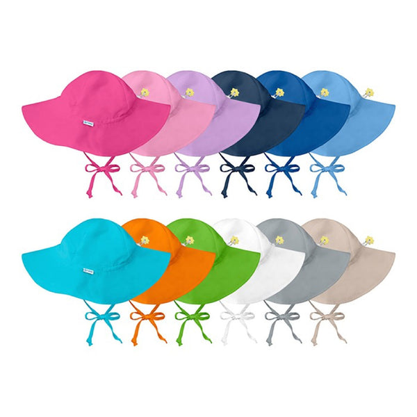 i play. Brim Sun Protection Hat- Solids