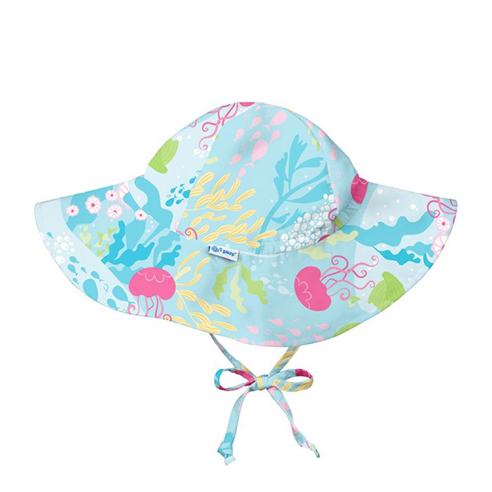 i play. Brim Sun Protection Hat- Prints