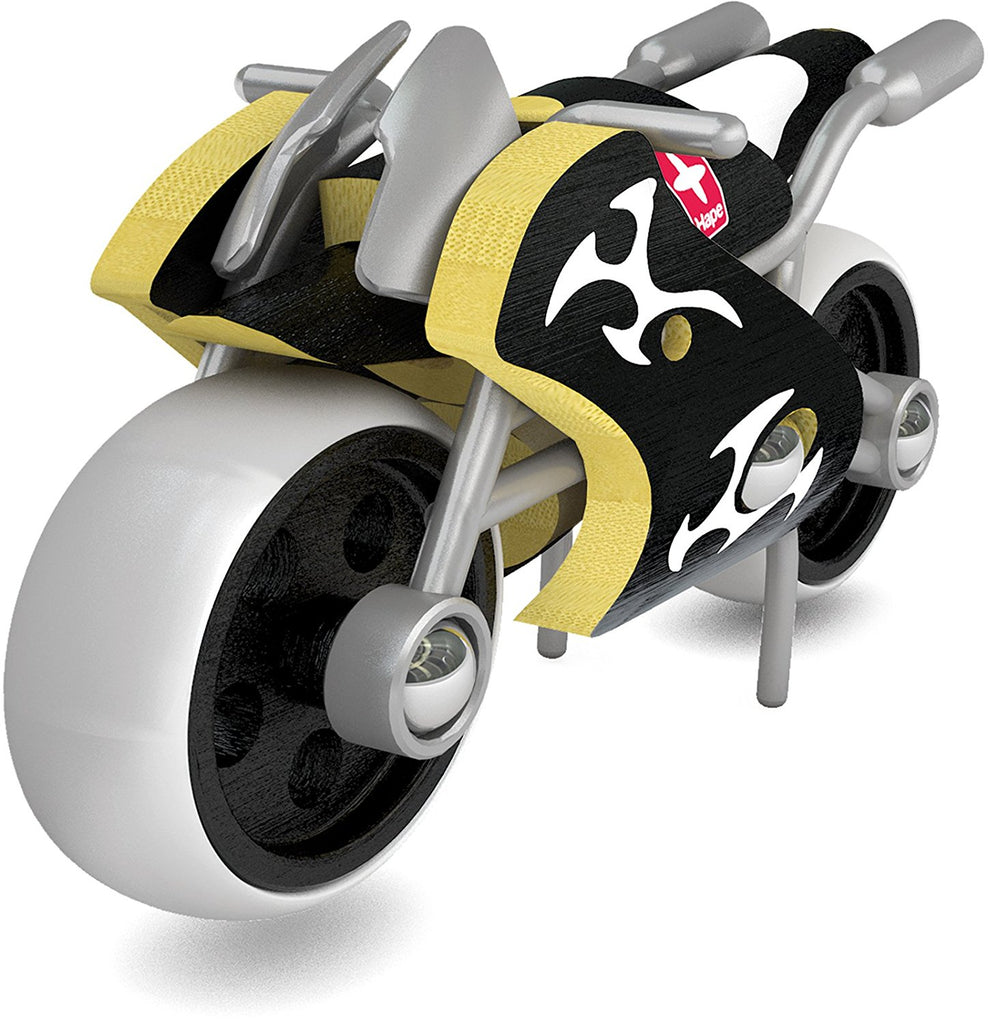 Hape Bamboo Vehicle- e-Superbike