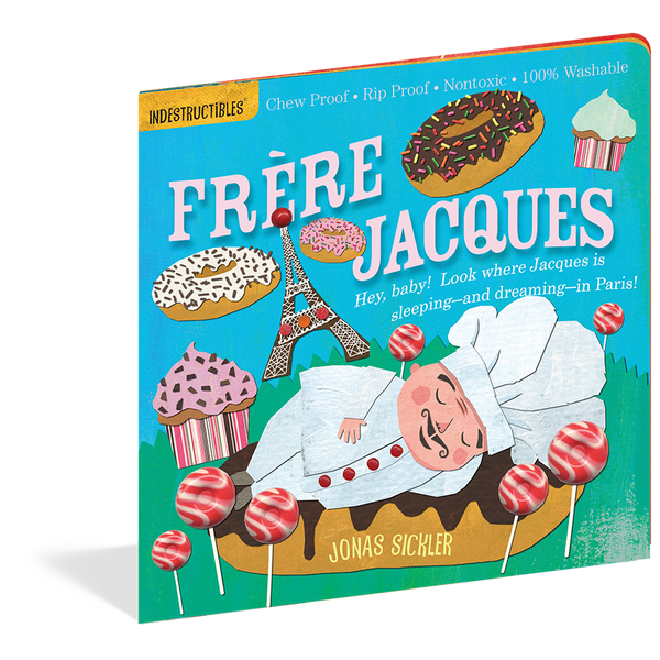 Indestructibles Books- Frere Jacques