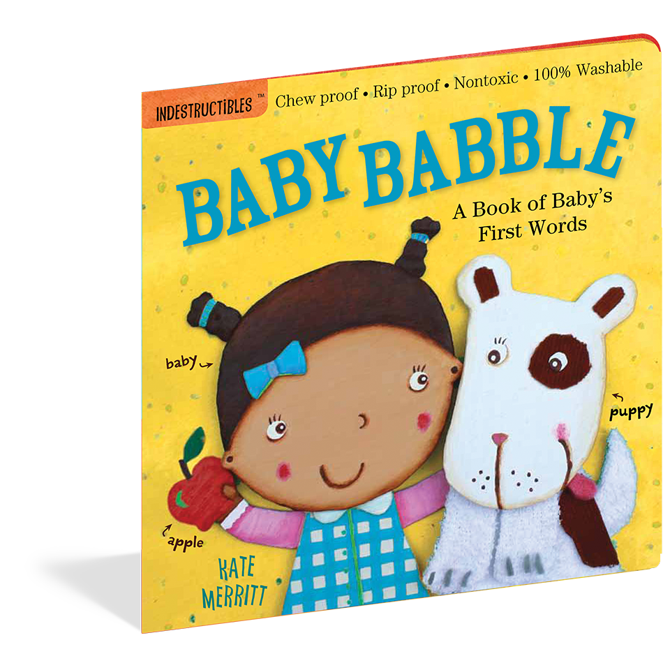 Indestructibles Books- Baby Babble