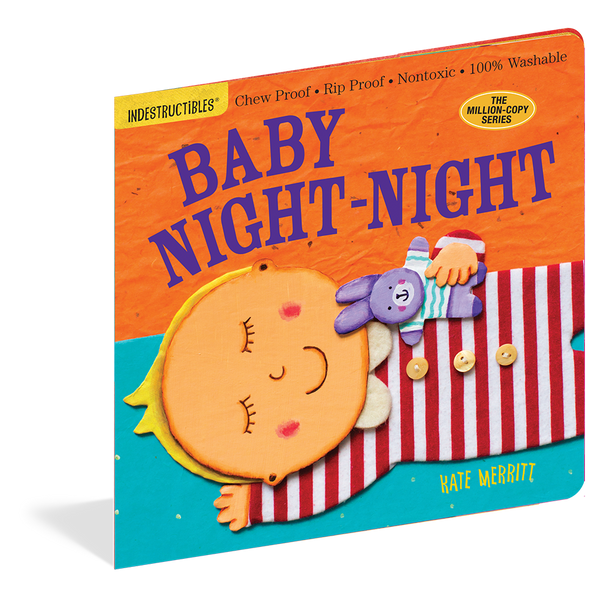 Indestructibles Books- Baby Night-Night