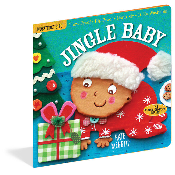 Indestructibles Books- Jingle Baby