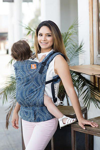 Tula Free-to-Grow Baby Carrier- Alyssa