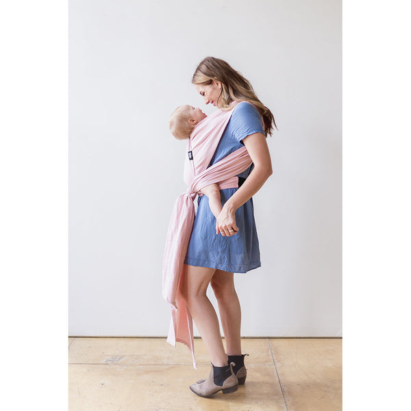 XOXO Baby Carrier- It's a Boy Pink